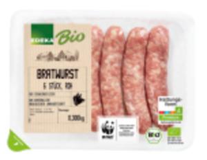 EDEKA Bio Frische Bratwurst