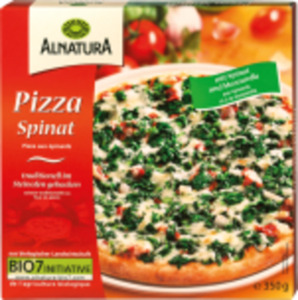 Alnatura Bio-Pizza Spinat