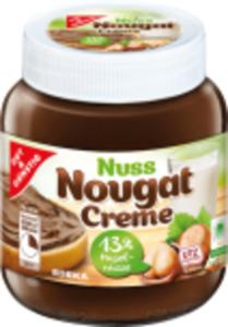 Gut & Günstig Nuss-Nougat-Creme