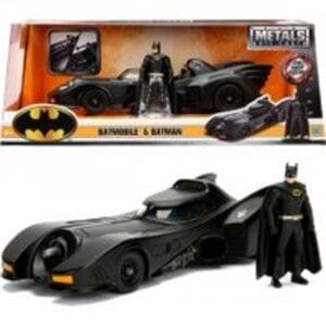 Batman 1989 Batmobil mit Figur