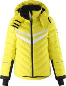 Skijacke AUSTFONNA  gelb Gr. 116 Mädchen Kinder