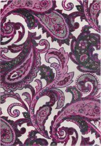 Teppichart It Piece lila Gr. 200 x 290