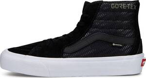 Vans, Sneaker Sk8-Hi Gore-Tex in schwarz, Sneaker für Herren