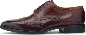 Melvin & Hamilton, Business-Schnürer Jeff 1 in mittelbraun, Business-Schuhe für Herren