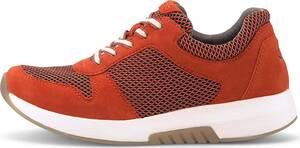 Rolling Soft, Komfort-Schnürer in rost, Sneaker für Damen