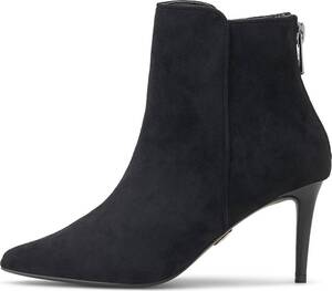 Buffalo, Stiefelette Mallory in schwarz, Stiefeletten für Damen