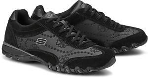Skechers, Sneaker Speedsters in schwarz, Sneaker für Damen