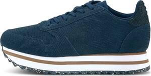 Woden, Sneaker Ydun Pearl Ii Plateau in dunkelblau, Sneaker für Damen