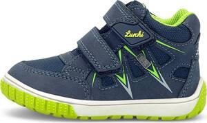 Lurchi, Klett-Sneaker Jorge-Tex in blau, Sneaker für Jungen