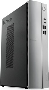 IdeaCentre 310S-08ASR (90G900A2GE) Desktop PC schwarz