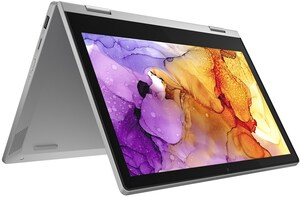 "IdeaPad Flex 3 11ADA05 (82G4000VGE) 29,46 cm (11,6"") 2 in 1 Convertible-Notebook platinum grey"