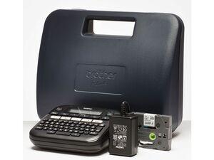 brother P touch D210VP Desktop Beschriftungsgerät mit Koffer