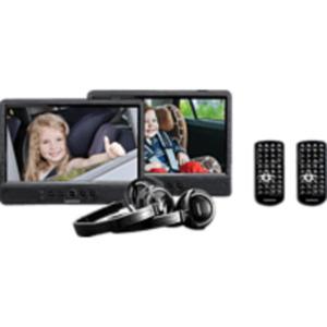 LENCO DVP-1045 Tragbarer DVD-Player