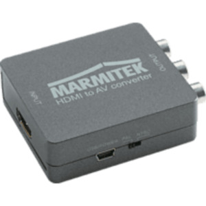 MARMITEK Connect HA13 HDMI Konverter,  in Schwarz