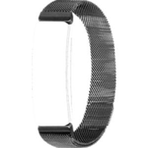 TOPP Mesh, Ersatz-/Wechselarmband, Fitbit, Inspire, Grau