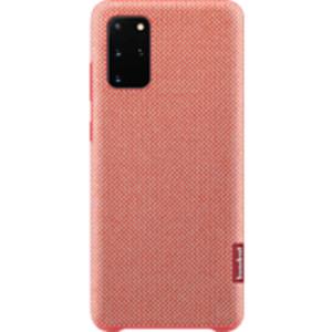 SAMSUNG Kvadrat Cover , Backcover, Samsung, Galaxy S20+, Kunststoff, Rot