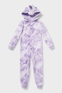 Einhorn - Fleece-Onesie