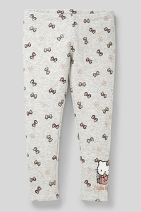 Hello Kitty - Thermo-Leggings - Glanz-Effekt