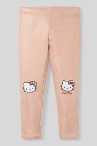 Hello Kitty - Thermoleggings - glänzend