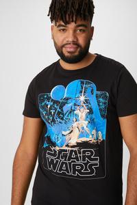 C&A T-Shirt-Star Wars, Schwarz, Größe: 5XL