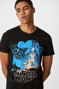 C&A T-Shirt-Star Wars, Schwarz, Größe: XL