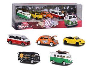 Majorette Volkswagen Geschenkpack