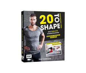 Buch »20 to Shape – Bodyweight only«