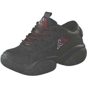 Kappa Bolb Sneaker Damen schwarz