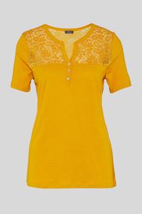 C&A T-Shirt, Orange, Größe: M