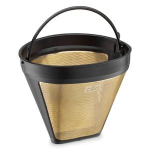 Cilio Kaffeefilter Gold