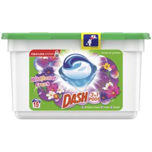 Dash 3-in-1 Pods Wildflower Fresh