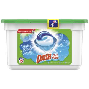 Dash 3-in-1 Pods Alpine Fresh