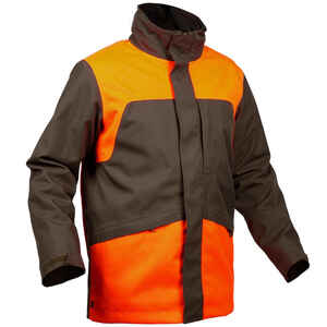 Jagdjacke Treibjagd 100 orange