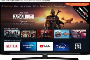 Grundig 49 GUB 8040 - Fire TV Edition LED-Fernseher (123 cm/49 Zoll, 4K Ultra HD, Smart-TV)