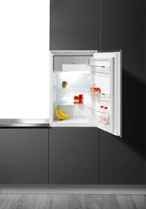 Hanseatic Einbaukühlschrank HEKS 8854GA2, 88 cm hoch, 54 cm breit
