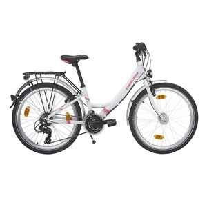 City Bike Kinderfahrrad 24 Zoll Decsy Wave