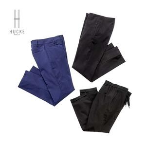 Damen-Hose z.B. Bengalin, mit Reißverschluss an den Taschen, Größe: 36 - 46