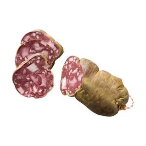 Meister Bauern-Leberwurst oder Bauern-Rotwurst in der Krause, leicht geräuchert, je 100 g