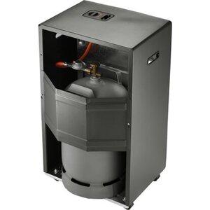 Rowi Gas-Katalytofen HGK 3400/2 K Pro Schwarz