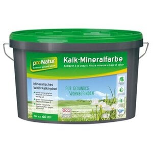 proNatur Kalk-Mineralfarbe 10 l