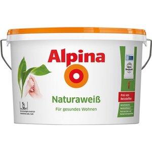 Alpina Natura Weiss matt 5 Liter