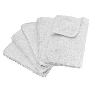 Kärcher Tuchset Frottee 5 breite Bodentücher
