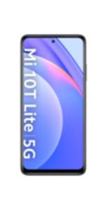 Xiaomi Mi 10T Lite 5G 128GB grau mit green LTE 6 GB