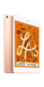 Apple iPad mini Wi-Fi Cell (2019) 256GB Gold mit Internet-Flat 12.000 mit Hardware 10