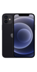 iPhone 12 64GB schwarz mit Free unlimited Max
