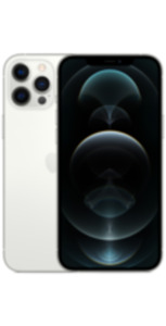iPhone 12 Pro Max 128GB silber mit green LTE 6 GB