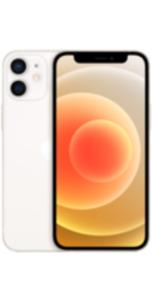 iPhone 12 mini 128GB weiß mit green LTE 40 GB Aktion