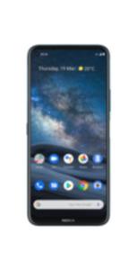Nokia 8.3 5G 128GB blau mit Magenta Mobil M