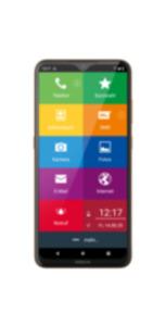 Nokia 5.3 EinfachFon 64GB sand mit Free unlimited Basic