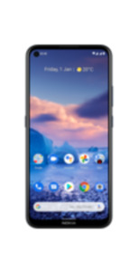 Nokia 5.4 128GB polar night mit green LTE 18 GB Aktion